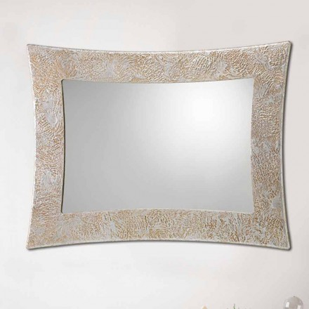 Wall Mirror Venezia by Viadurini Decor, made in Italy