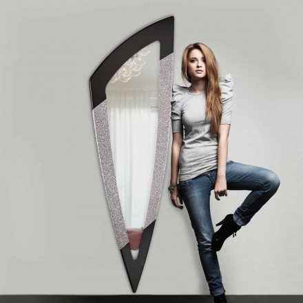Designer Wall Mirror Diamante by Viadurini Decor, made in Italy