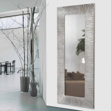 Wall Mirror Onde by Viadurini Decor, made in Italy