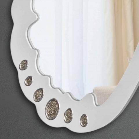 Mirror Tinkerbell White Pintdecor