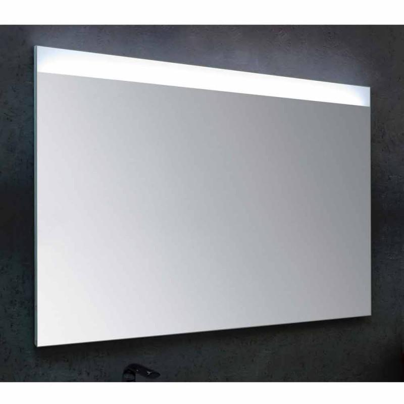 Bathroom mirror with modern LED lighting Yvone