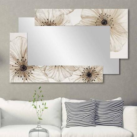 Designer Wall Mirror Sabbiate by Viadurini Decor