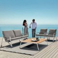 Talenti Cottage outdoor living room composition made in Italy