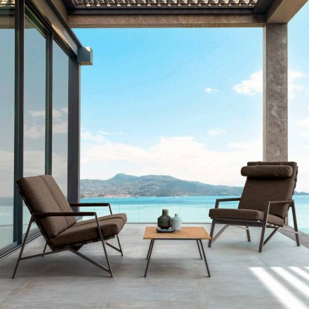 Outdoor living room set Cottage by Talenti,  design made in Italy