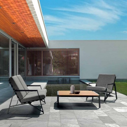 Outdoor living room set Cottage by Talenti,  Italian design