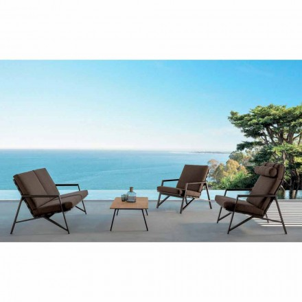 Outdoor living room set Cottage by Talenti,  contemporary design