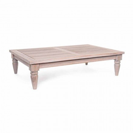 Homemotion Teak Wood Outdoor Low Table - Nusadua