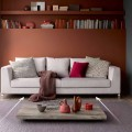 Coffee Table Convertible into a Kitchen Table, Made in Italy Design  - Genio