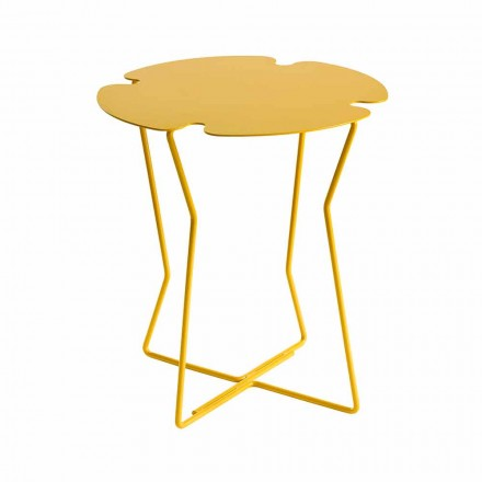 Modern Design Colored Metal Outdoor Coffee Table - Kathrin