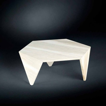 Marble coffee table Ruche, modern design
