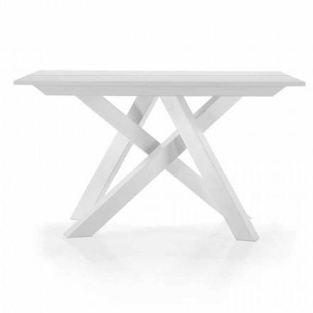 Extendable Table Console up to 325 cm in Melamine Made in Italy – Settimmio