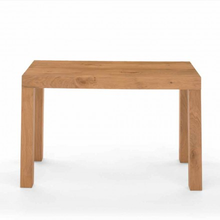 Extandable Console Table in Venereed Wood Made in Italy – Gordito