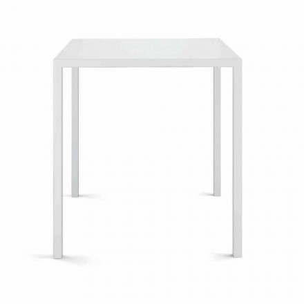 Square Outdoor Table Made in Italy - Benedict