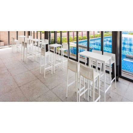 Garden table Spritz by Vondom in polypropylene with fiber glass