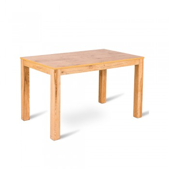 Dining table in ash wood table made in Italy Oreste