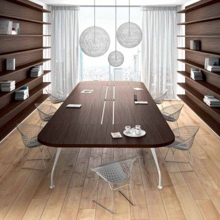 Meeting table Della Rovere Uni, modern design