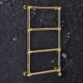 Classic Electric Radiator in Chrome or Gold Brass at 200 W - Caesar