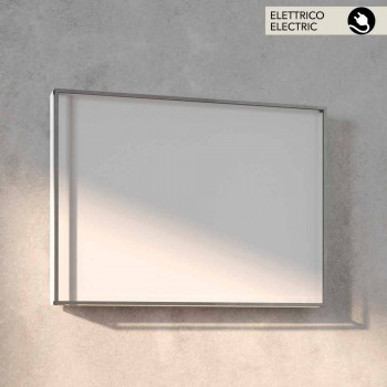 Electric design thermal design, steel cover, Scirocco H Light