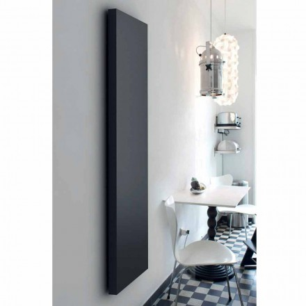 Decorative electric radiator with steel cover Light by Scirocco H