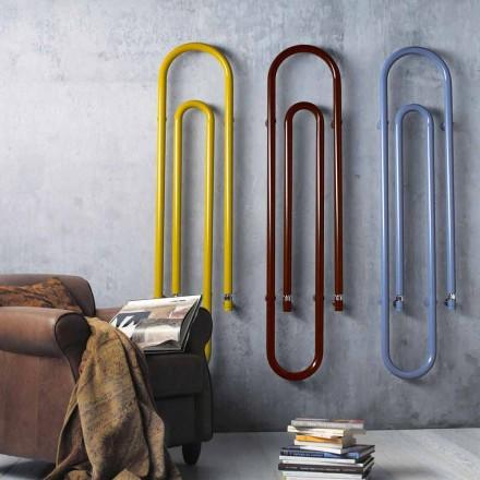Stylish hot water radiator, modern design, Graffe Scirocco H