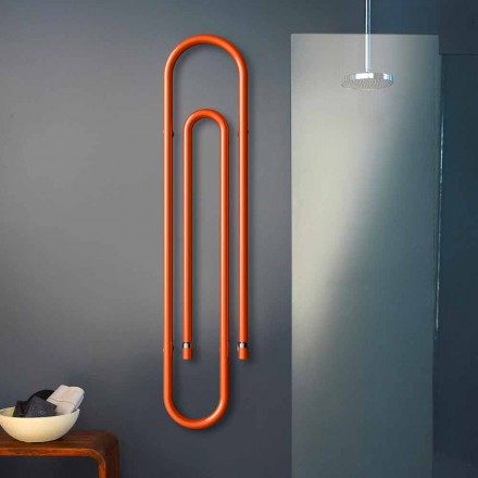 Modern design electric radiator Graffe made in Italy by Scirocco H