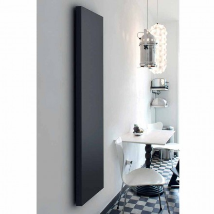 Modern hot water radiator with steel cover Light by Scirocco H