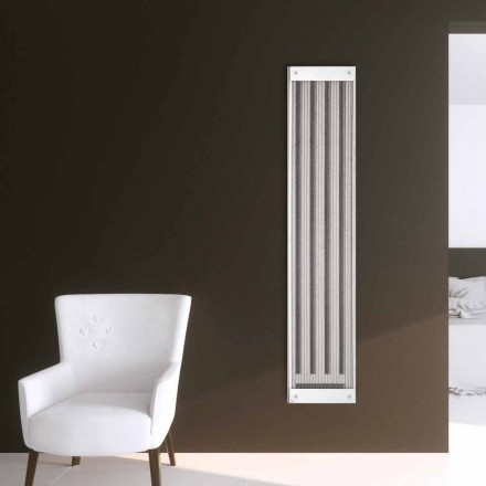 Modern design vertical hot water radiator New Dress by Scirocco H