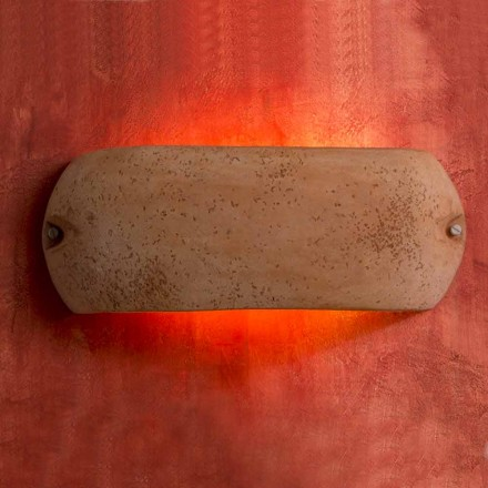 Toscot Castelverde interior / exterior wall light made in Italy design