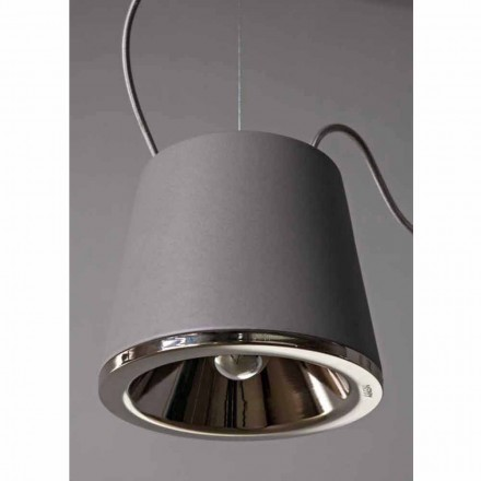 Toscot Henry pendant lamp Ø37cm made in Tuscany, 1 lamp