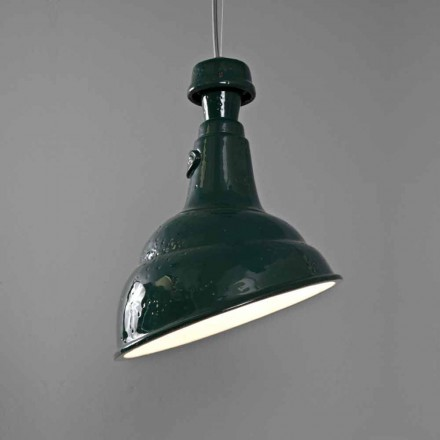 Toscot Torino pendant light made in Tuscany