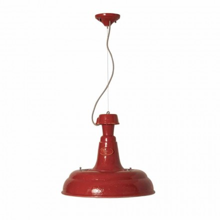 Toscot Torino Big terracotta pendant light