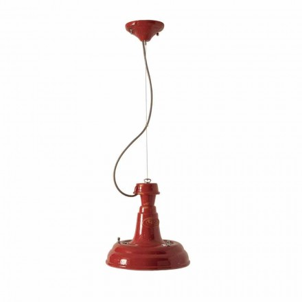 Toscot Torino terracotta pendant light