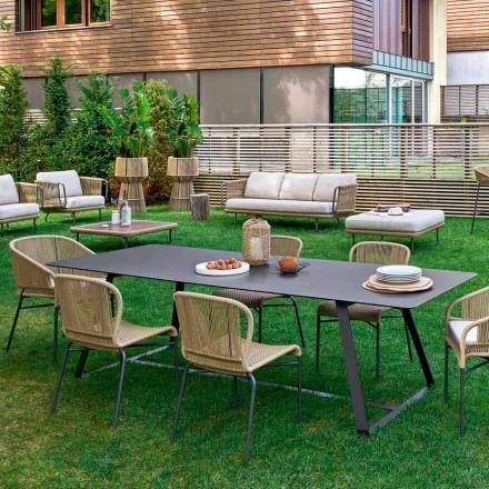 Outdoor dining table,many measures available, Kolonaki Varaschi