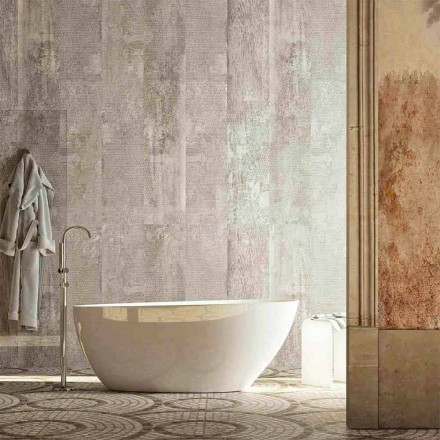 Modern design oval freestanding bathtub produced in Italy Albenga
