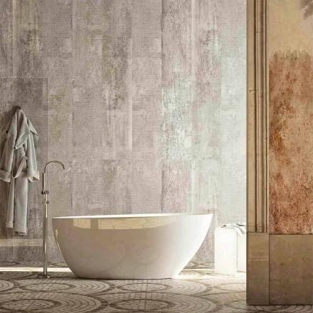 Modern design oval freestanding bathtub produced in Italy Albenga