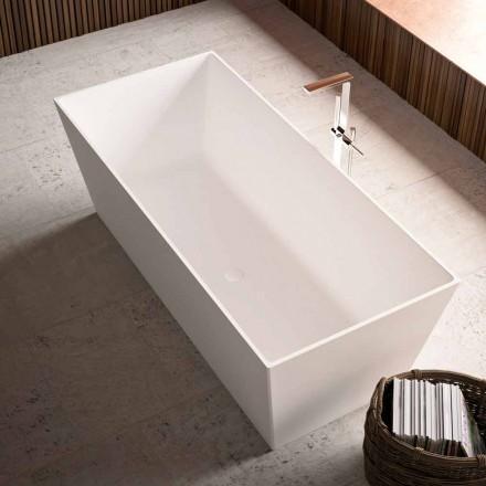 Free Standing Bathtub Shiny/Matt, with Two Sized – Filo
