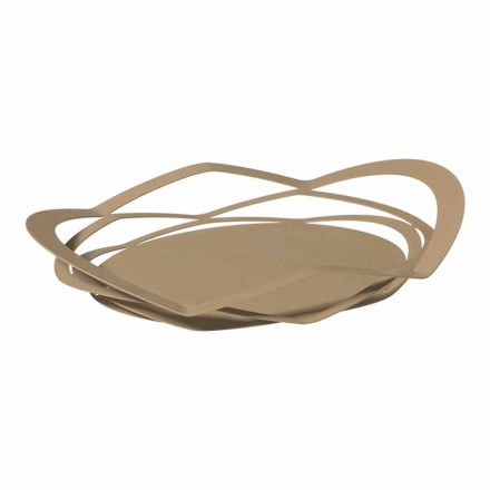 Modern Handmade Iron Kitchen Tray, Made in Italy - Futti