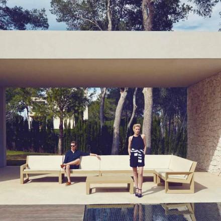 Vondom Frame outdoor living room set in polyethylene, modern design
