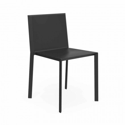 Vondom Quartz outdoor stackable chair, modern design