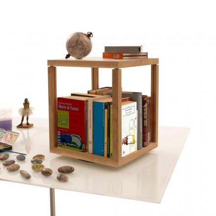 Modern modular bookcase Zia Babele Le Trottole