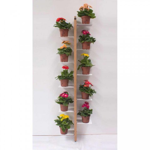 Portavasi Fai Da Te.Wall Mounted Plants Holder Zia Flora